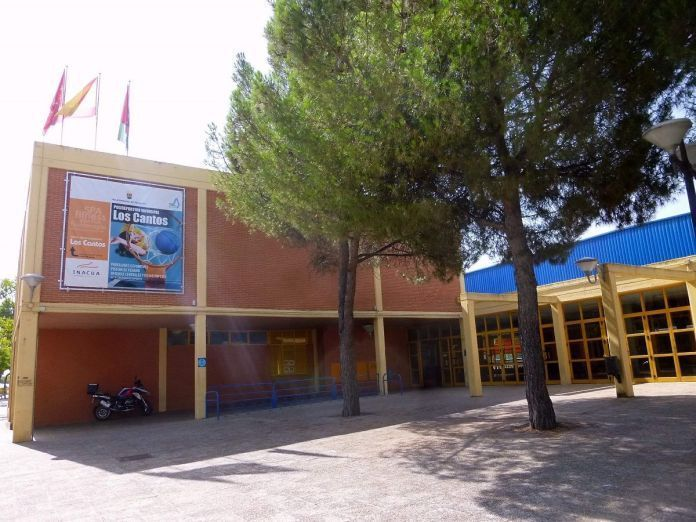 El Polideportivo Los Cantos cuenta con dos nuevas canchas de baloncesto