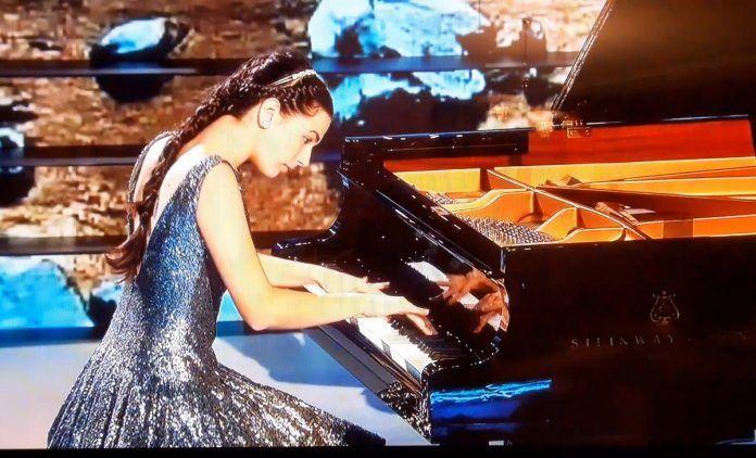 La joven de Alcorcón Noelia Navas Premio Extraordinario de la Música de la Comunidad de Madrid