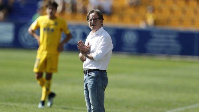 Anquela ya es el nuevo entrenador del Alcorcón