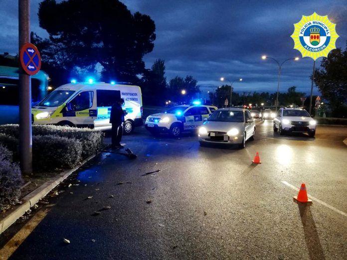 Otro accidente de patinete eléctrico en Alcorcón