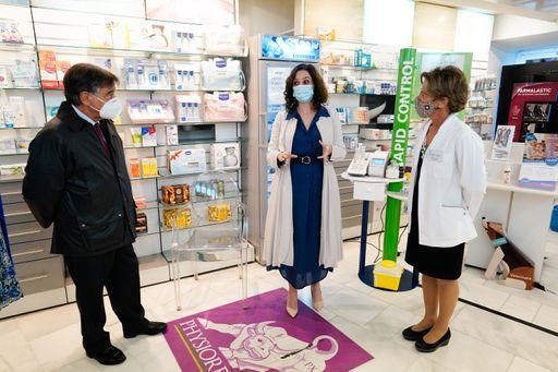 Hacer test del COVID19 en las farmacias de Alcorcón y de toda la Comunidad