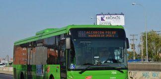 Vox Alcorcón solicita la mejora del transporte público en Fuente Cisneros