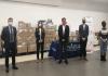 Tres Aguas dona más de una tonelada de productos a Cruz Roja en Alcorcón