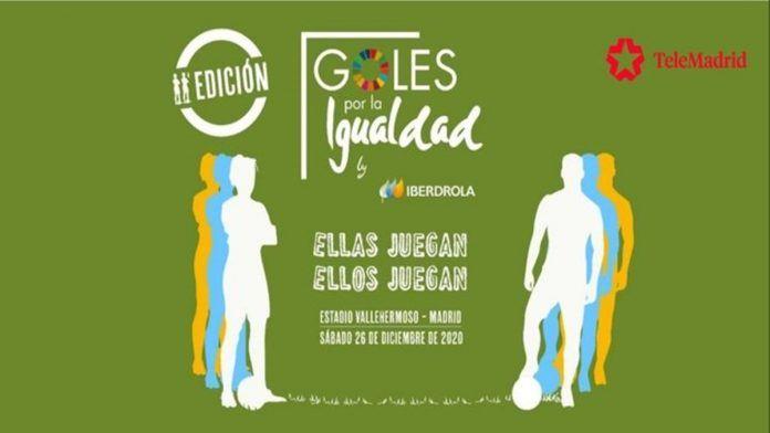 'Goles por la igualdad', un evento solidario con sabor a Alcorcón