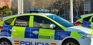 Detenidos dos hombres en Alcorcón