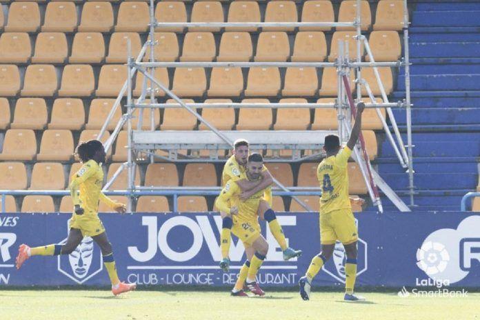 Alcorcón 2-1 Cartagena/ Con Gual y José León el Alcorcón encuentra la pólvora perdida