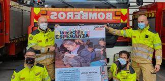 Llega a Alcorcón 'La Mochila Solidaria', iniciativa de apoyo al pueblo sirio