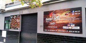 Tobby's Grill, una de las aperturas del año en Alcorcón