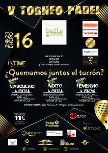 Gran torneo de pádel en Alcorcón, patrocinado por alcorconhoy.com