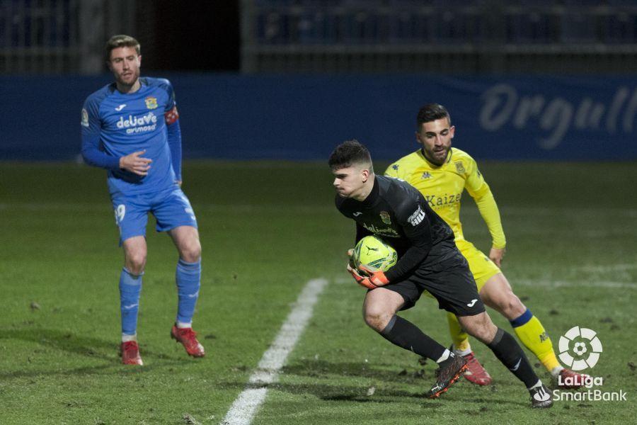 Fuenlabrada 0-0 Alcorcón/ Al Alcorcón le faltó el gol en Fuenlabrada