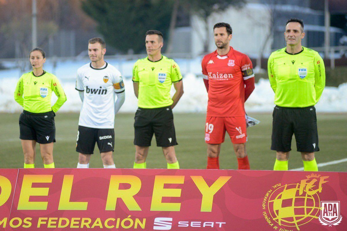 Alcorcón 0-2 Valencia/ Vallejo y Koba eliminan al Alcorcón