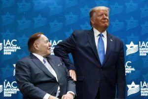 Muere Sheldon Adelson, el multimillonario que quiso levantar Eurovegas en Alcorcón