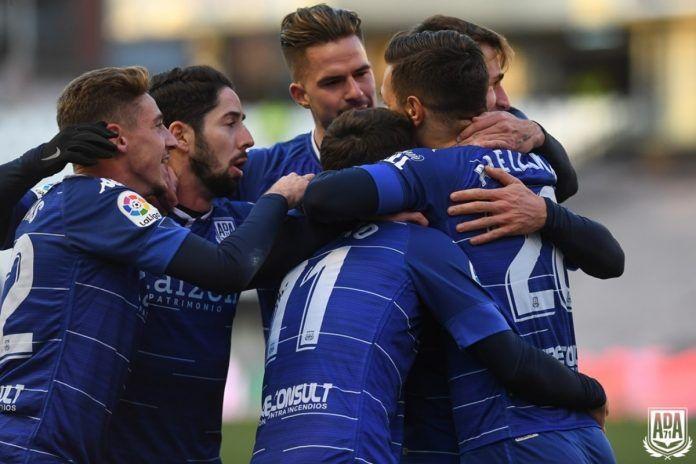 El Alcorcón busca seguir vivo en la Copa del Rey frente al Zaragoza