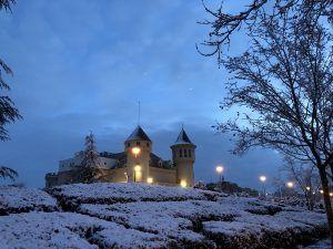 Las mejores fotos de la gran nevada en Alcorcón