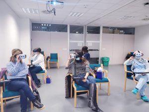 El Hospital de Alcorcón forma a profesionales de otras áreas contra el Covid-19