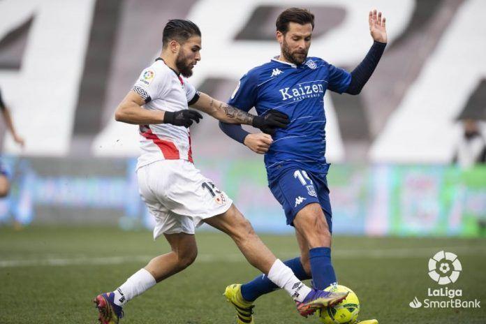 Rayo 2-1 Alcorcón/ David Fernández con un gol en propia puerta finiquita a un buen Alcorcón en Vallecas