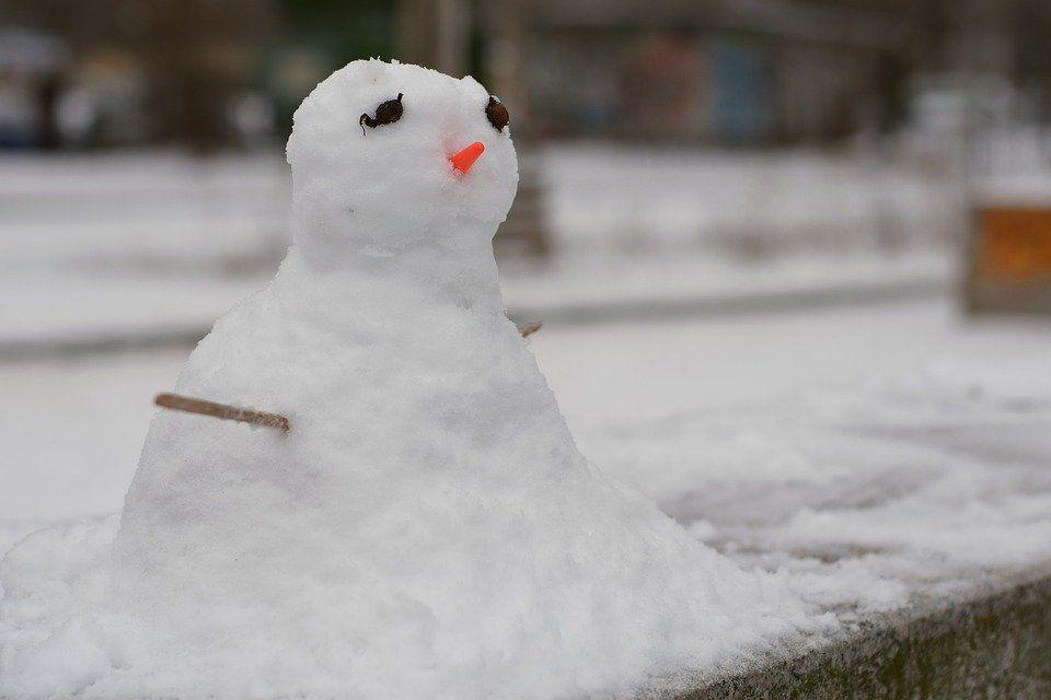 Días de nieve y temperaturas bajo cero en Alcorcón