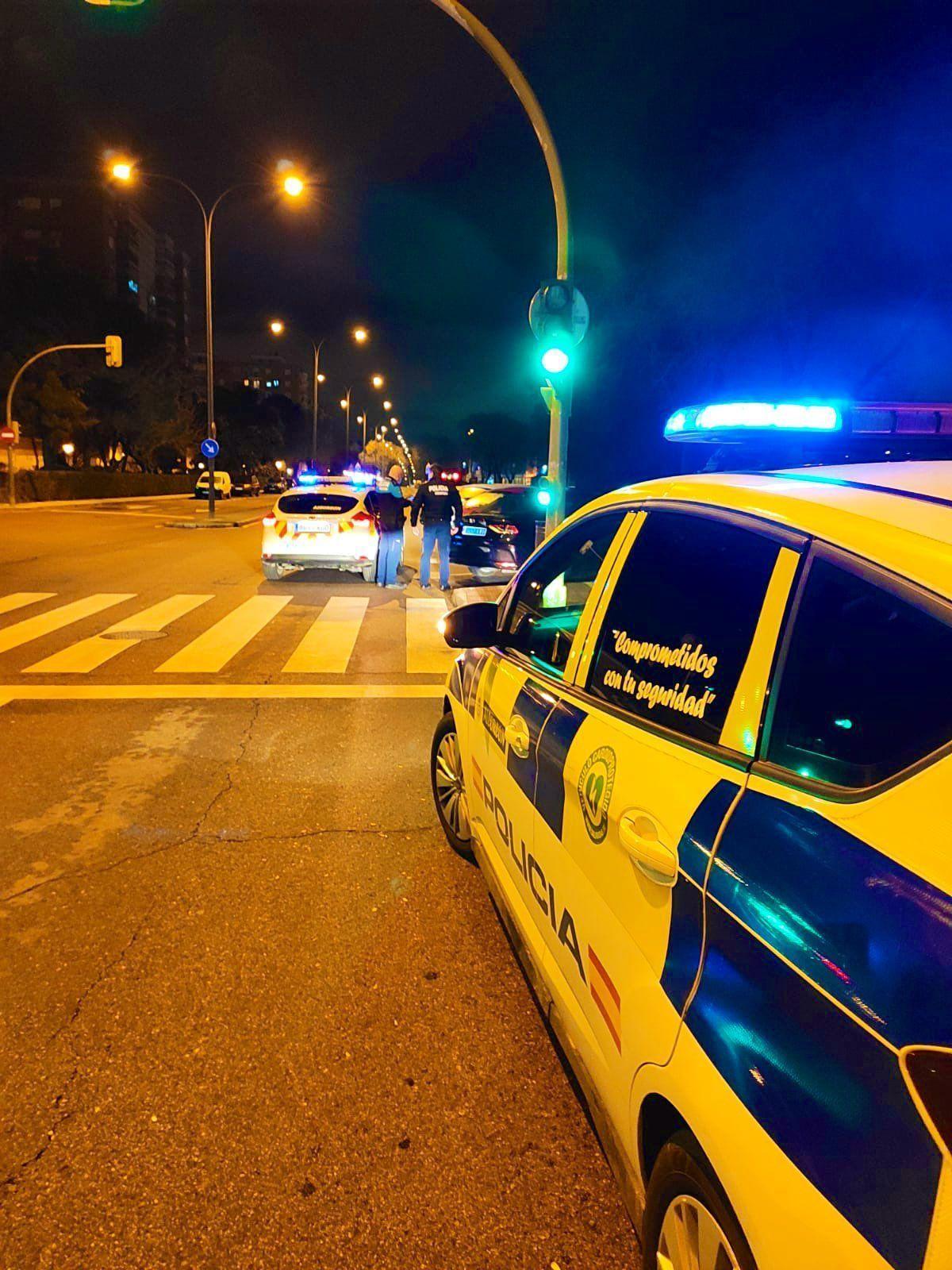 Violencia de Género y alcoholemia al volante en Alcorcón