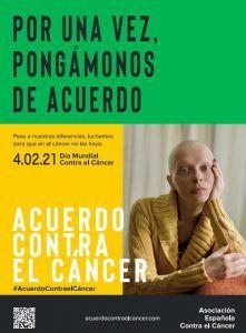 Campaña para luchar contra el cáncer en Alcorcón