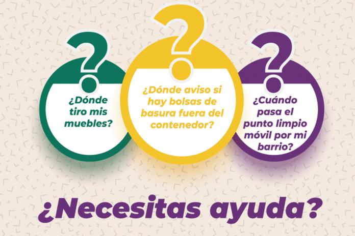 Alcorcón lanza 'ESMASA responde', un servicio para que los vecinos denuncien cualquier incidencia sobre la limpieza o el estado de la ciudad