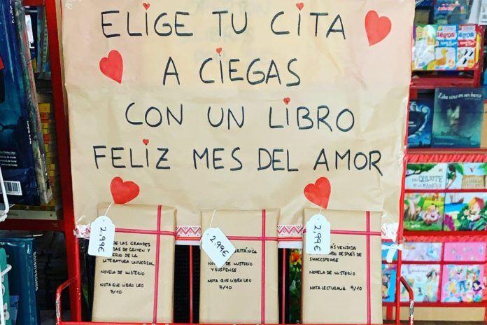 Tu cita a ciegas con un libro en Alcorcón