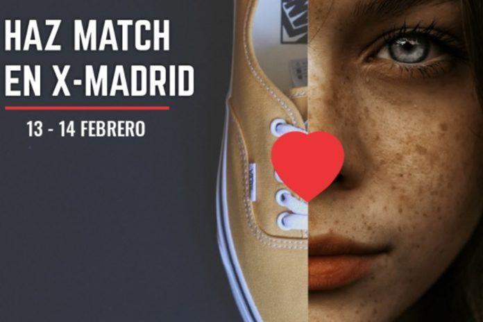 X-Madrid hace regalos por San Valentín en Alcorcón
