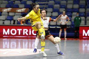 Vane Sotelo, del AD Alcorcón FSF, entre las cuatro mejores jugadoras del mundo