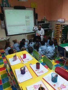 El Colegio Villa de Alcorcón, una enseñanza basada en la robótica y la tecnología