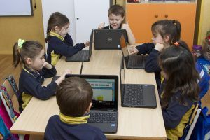 Así es la Escuela Infantil del Colegio Villalkor de Alcorcón
