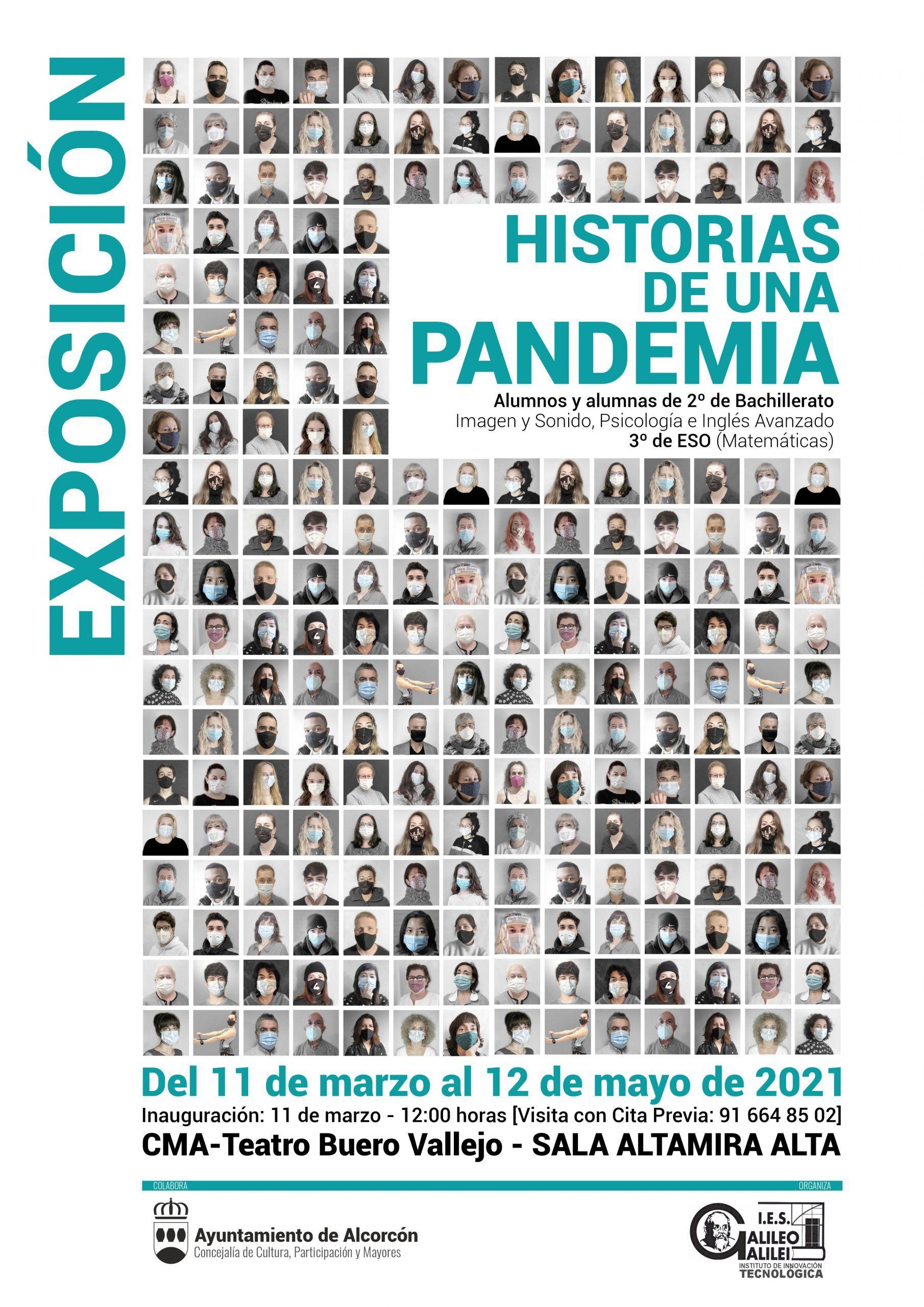 'Historias de una pandemia' en Alcorcón