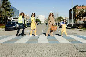Feminismo en los autobuses de Alcorcón
