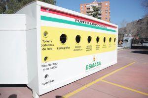 Alcorcón solicita fondos para crear un centro pionero en el tratamiento de residuos