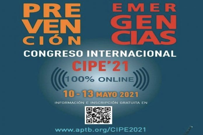 Congreso gratuito de prevención: emergencias y Covid-19 en Alcorcón