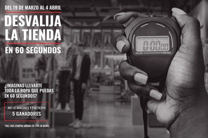 'Desvalija la tienda' en X-Madrid en Alcorcón