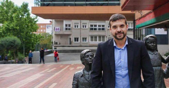 El teniente alcalde de Alcorcón Jesús Santos en la lista de Pablo Iglesias a la Comunidad de Madrid