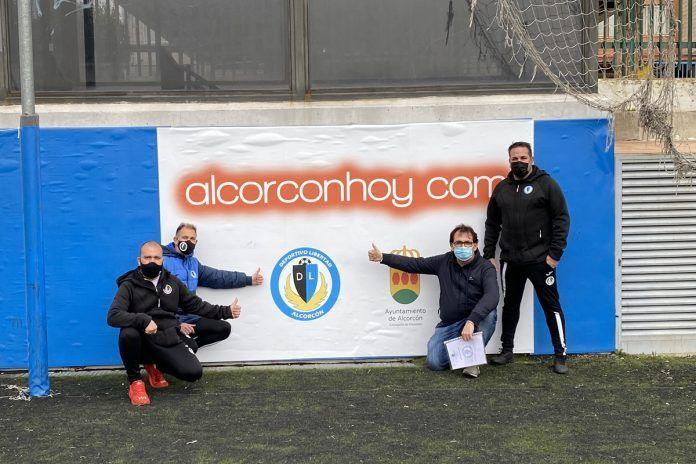 Acuerdo de colaboración entre el Deportivo Libertad y alcorconhoy.com