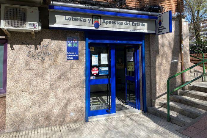 El primer premio de la Lotería cae en Alcorcón