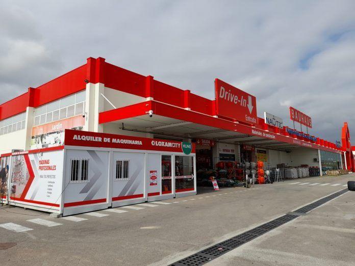 LoxamHune inaugura su tienda dentro de Bauhaus Alcorcón