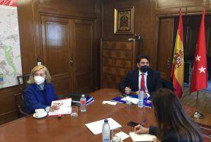 David Pérez, exalcalde de Alcorcón, nuevo presidente de Metro de Madrid