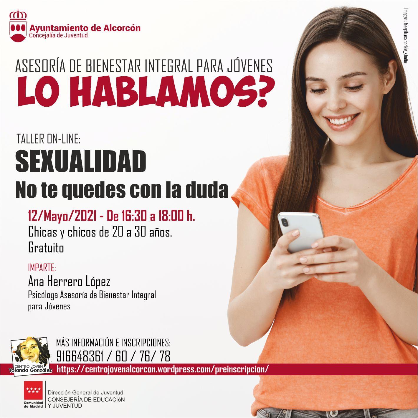 En Alcorcón hablamos de sexo