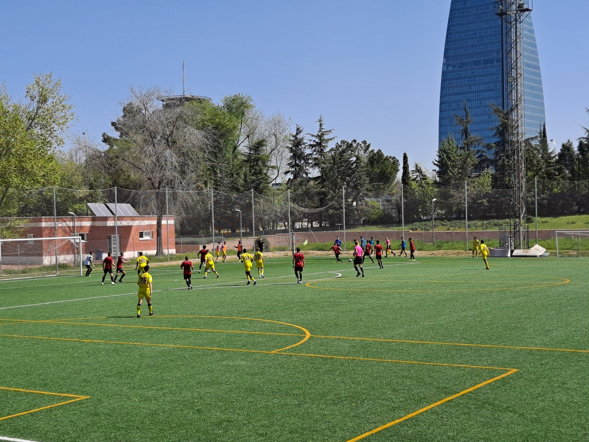 Los equipos de Alcorcón afrontan la parte decisiva de la temporada