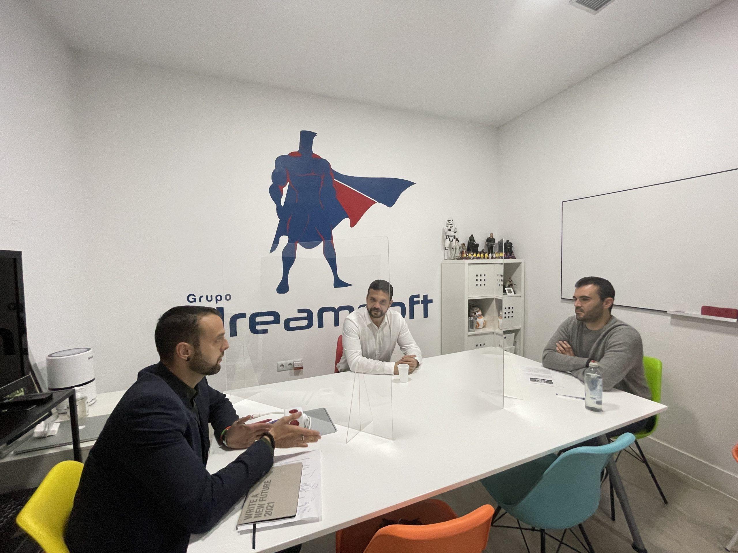 """Jesús Santos """"Si Unidas Podemos entra en el Gobierno Regional será un paso muy importante para Alcorcón"""""""