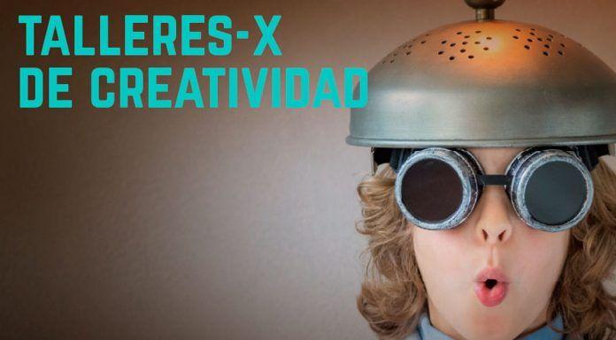 Talleres de creatividad en X-Madrid en Alcorcón