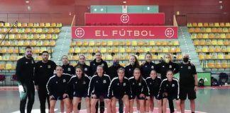 El AD Alcorcón FSF tiene un sueño: ganar la Copa de la Reina