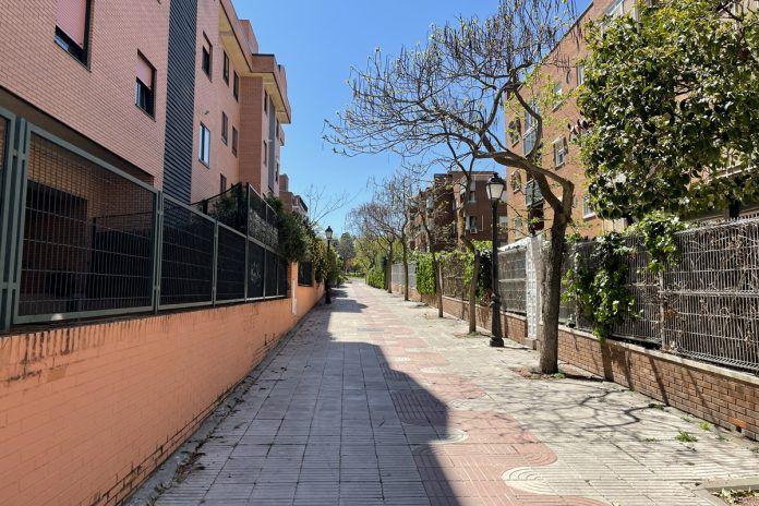 Surrealista detención de un hombre en Alcorcón