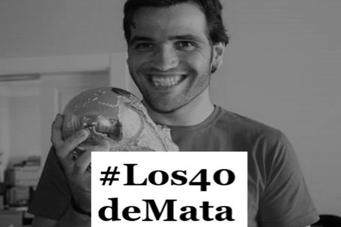Campaña contra la ELA en memoria de Carlos Matallanas, el fallecido exanalista del Alcorcón