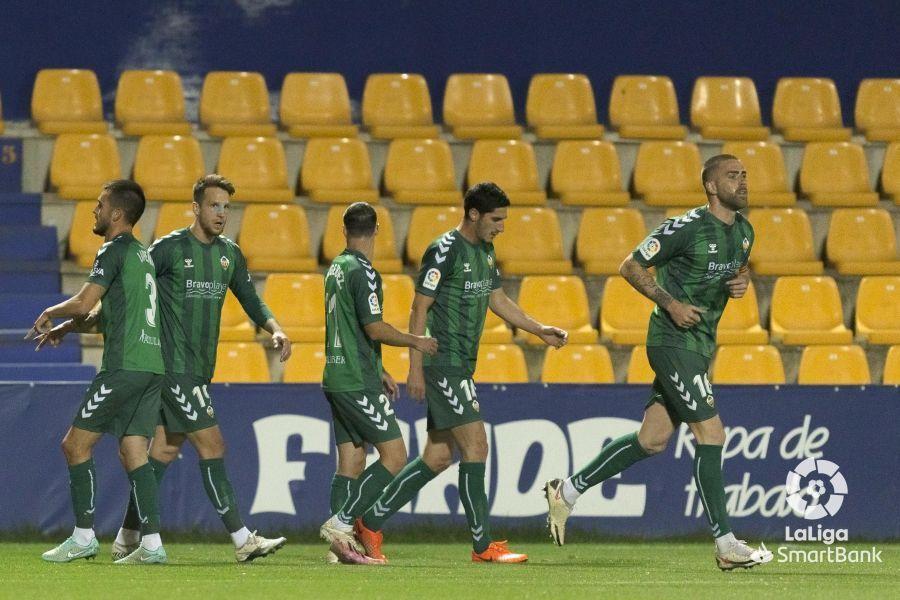 Alcorcón 2-1 Castellón/ El Alcorcón tiene fe y fútbol