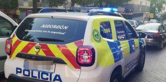 Detienen a un varón por presunta violencia de género en Alcorcón