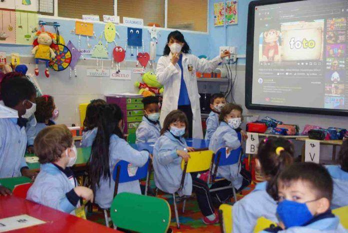 Colegio Villa de Alcorcón un referente en la digitalización y las tecnologías en las aulas