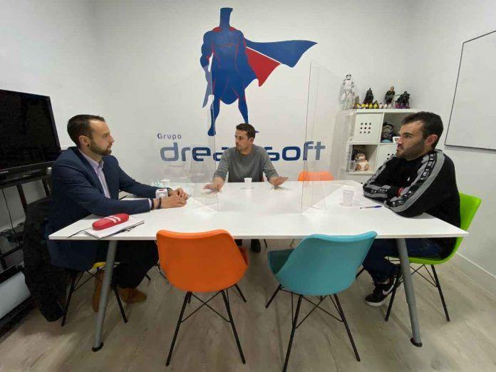 """Diego Segovia: """"Alcorcón y la zona sur no pueden ser importantes solo en campaña electoral"""""""